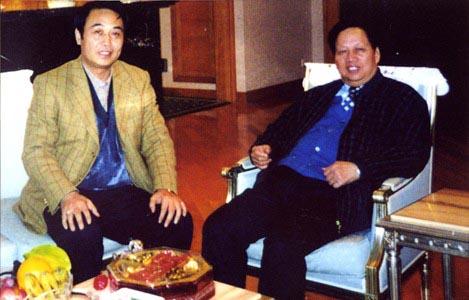著名律师徐建出任我公司常年法律顾问