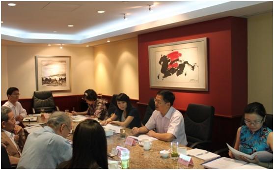 深圳市政府副秘书长、第26届世界大运会执行局常务副局长黄国强一行视察我司