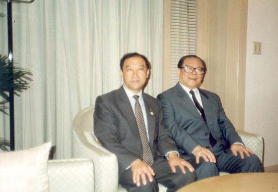 前外交部礼宾司司长鲁培新大使莅临我司并出任礼宾总监