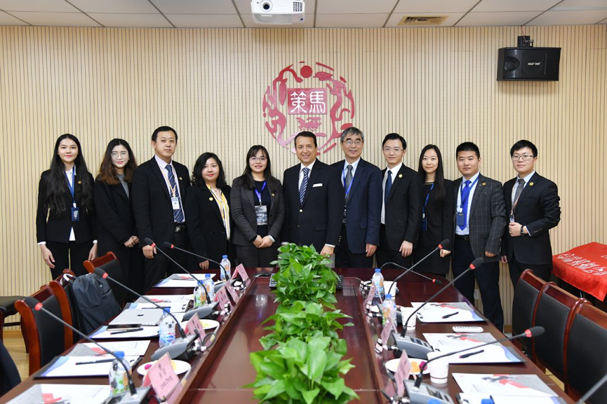 UNITAR's CIFAL officials visit Grouphorse